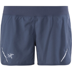 Arc'teryx Lyra - Pantalones cortos Mujer - azul